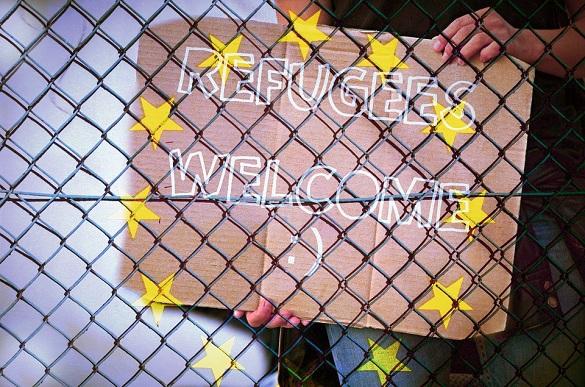 Трамп запрещает, Европа впускает: беженцев решили легализовать. 376679.jpeg