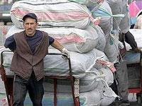 Торговцы с Черкизовского рынка собираются домой