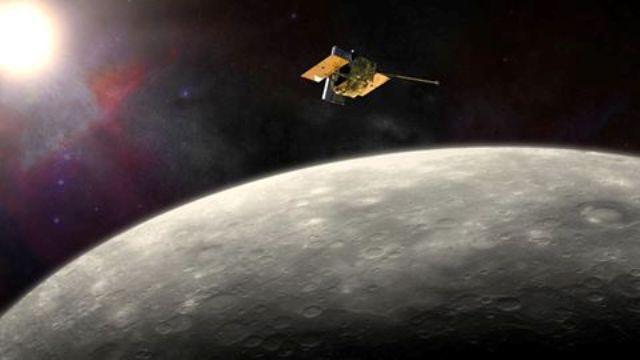 """В ночь на 30 апреля NASA закончит """"покорение"""" Меркурия. 318680.jpeg"""