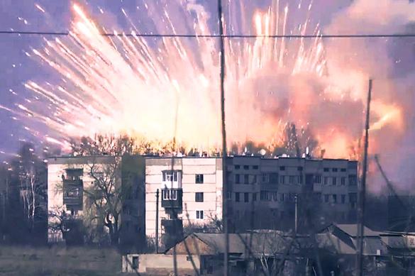 В Киеве рассказали, сколько складов осталось взорвать для