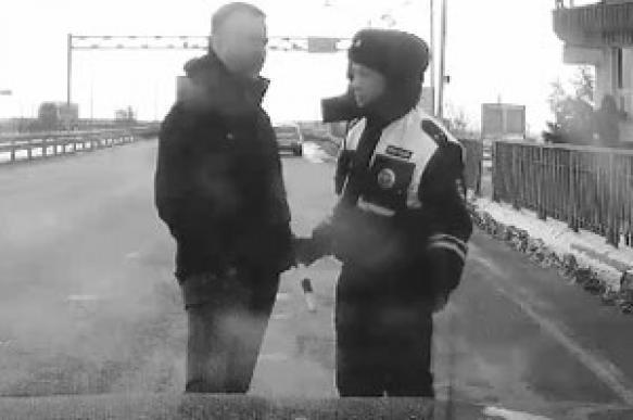 В Ростовской области полицейские подрались с крымскими чиновниками