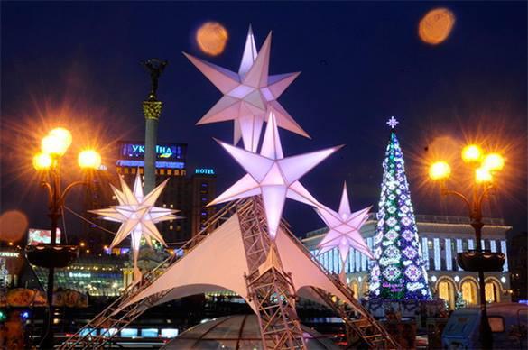 ИноСМИ: На Украине под Новый год не загорятся ни елочка, ни фонари. 306681.jpeg
