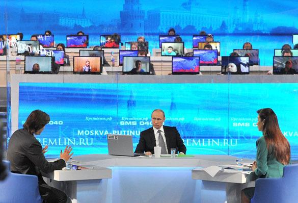 Путин исполнил обещание девочке из Тольятти с ДЦП. Прямая линия с Владимиром Путиным, 2015