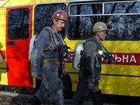 Под завалами на шахте в Донецкой области оказались девять