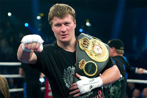 Боксера Поветкина удалили из рейтинга IBF из-за допинга