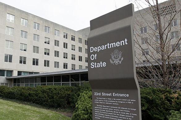 Вопрос о военном гранте для Киева отказались комментировать в госдепе США. 378683.jpeg