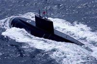 Российский военный флот идет