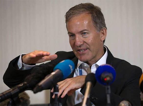 Майкл Боцюркив: Наблюдатели ОБСЕ не могут никого ни в чем обвинять. Майкл Боцюркив: Наблюдатели ОБСЕ не могут никого ни в чем обвиня