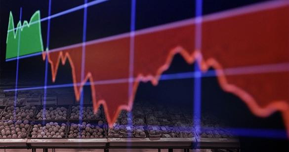 Инфляция на Украине набирает темпы: уже 45,8%. экономика графики