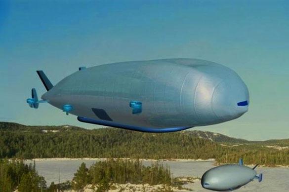 В Японии создали дирижабль для открытого  космоса. 378684.jpeg