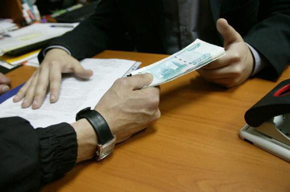 Количество коррупционеров в России увеличивается. 395684.jpeg
