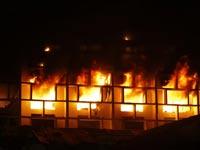 В Исламабаде горит отель «Мариотт»