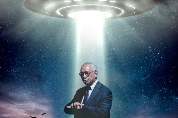 Экс-глава NASA заявил об атаке пришельцев и исчез. ВИДЕО