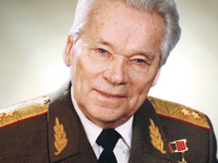 Михаил Калашников стал Героем России