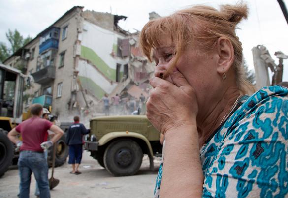 Мирная жительница Донецка погибла под обстрелом ВСУ. 371686.jpeg