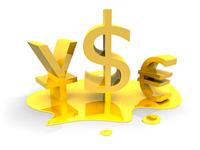 Банк России понизил курс доллара и евро