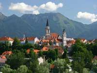 Словения в русле