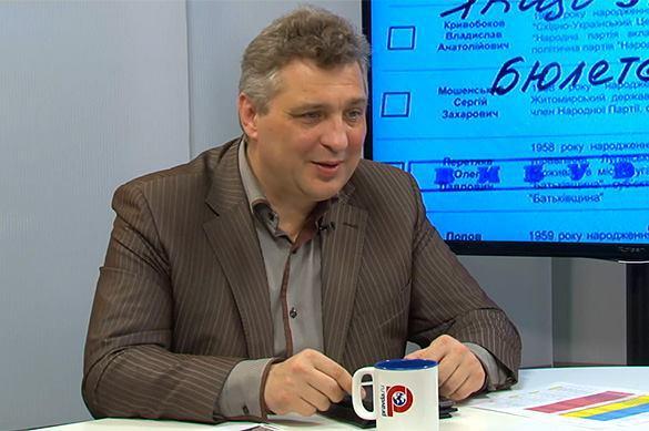 На Украине за «сепаратизм» задержан журналист Андрей Бородавка