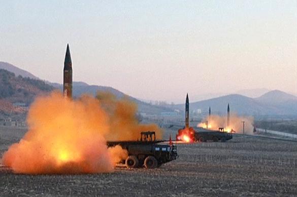 Северокорейские ракеты столкнут Россию и Китай с США