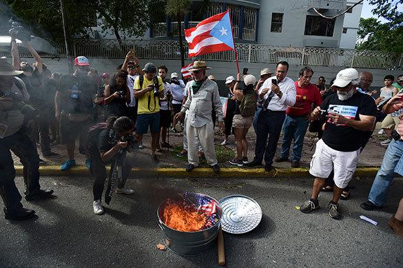 Владимир ВАСИЛЬЕВ — о том, ждет ли Пуэрто-Рико американская анне