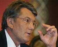 Что Ющенко попросит у Папы?
