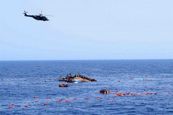 Спасение мигрантов в Средиземном море приостановлено из-за угроз. Спасение мигрантов в Средиземном море приостановлено из-за угроз