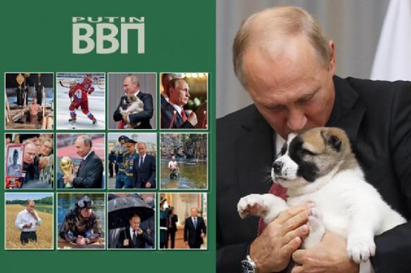В CNN посмеялись над новым календарем с Владимиром Путиным. 392688.jpeg