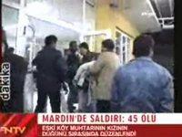 В Турции задержаны подозреваемые в массовом расстреле на свадьбе