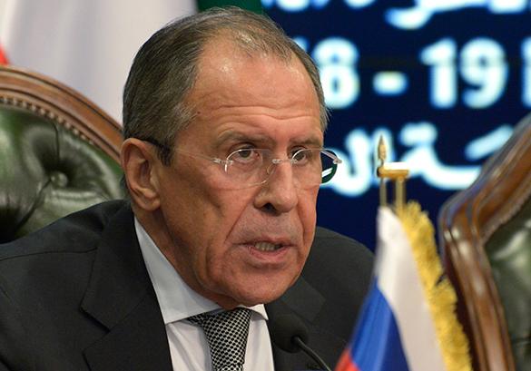 Россия не является стороной конфликта на Украине – Лавров. 289689.jpeg