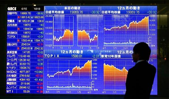 Фондовый рыное Китая стал самым быстрорастущим в мире. Фондовый рынок в Китае стоит десять триллионов долларов