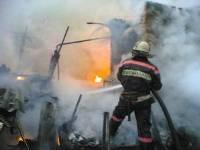 В Ярославской области сгорел психодиспансер