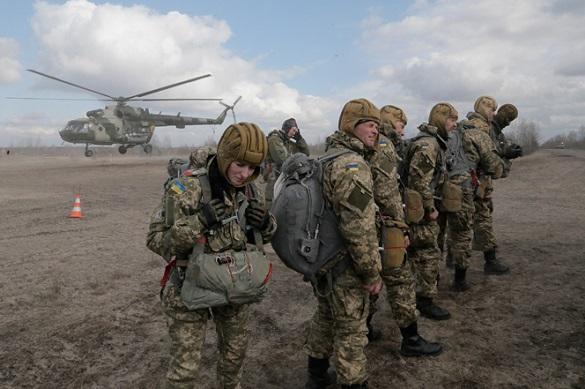 Перебежчик: Украинские военные объявили голодовку из-за сроков ротации. 376690.jpeg