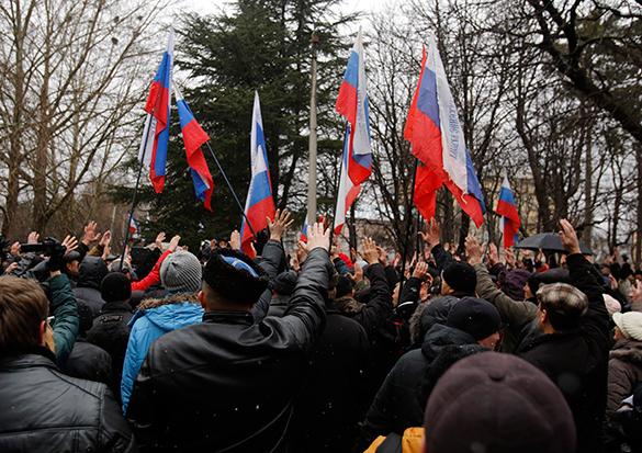 Первый отряд добровольцев дал клятву верности крымчанам. 289691.jpeg