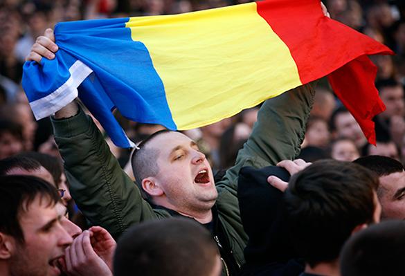 Майдан в Молдавии затмит украинский. Майдан в Молдавии затмит украинский