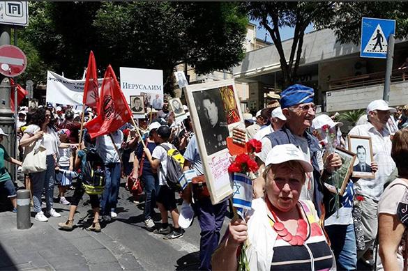В Израиле День спасения и освобождения отметили шествием «Бессме
