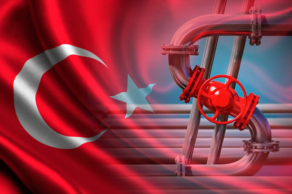 Турецкий поток: почему Путин лично прибыл на церемонию стыковк