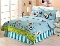На ваш сон влияет и выбор постельного белья. Выбирайте