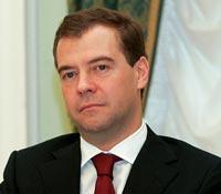 Медведев еще не думал о втором сроке президентства