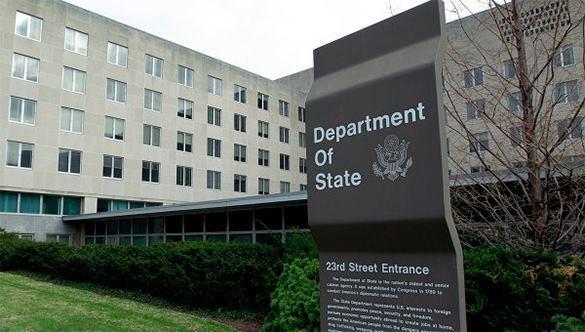 Госдеп отрицает попытки распространить юрисдикцию США на другие страны. госдеп США