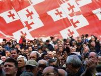 Оппозиция проведет митинги по всей Грузии