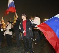 В Москве задержаны 170 пьяных футбольных фанатов