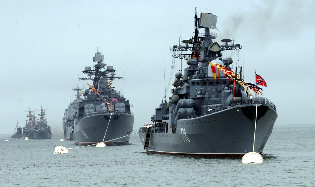 Новая военная доктрина России учитывает угрозу с Украины. 307693.jpeg