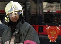 В Петербурге загорелся