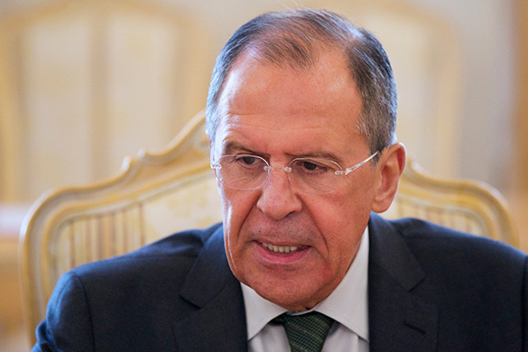 Перемирие на востоке Украины сохраняется - МИД России. Лавров оценивает позитивно перемирие на Украине