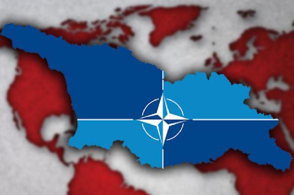 В НАТО не увидели проблем для вступления Грузии без Абхазии и Южной Осетии. 392695.jpeg