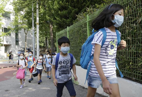 В Южной Корее - новые смерти от MERS. В Южной Корее - новые смерти от MERS