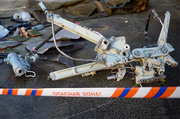 Обнародована вероятная  запись ссамописцев разбившегося вСочи Ту-154