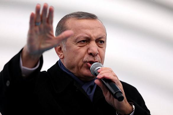 """Эрдоган презентовал Турцию как хранителя мира и свобод"""""""