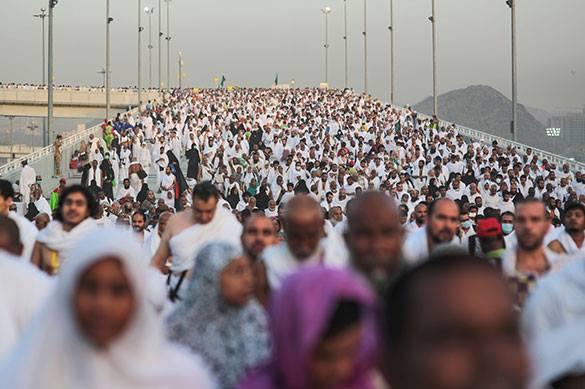 """В Саудовской Аравии требование Катара по паломничеству назвали """"объявлением войны"""". 372696.jpeg"""