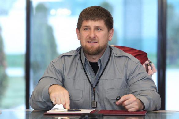 Кадыров потребовал не устраивать шоу из списания Чечне долгов за газ. 397696.jpeg
